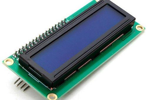Visualizziamo un testo su un display LCD con la scheda NucleoF401RE