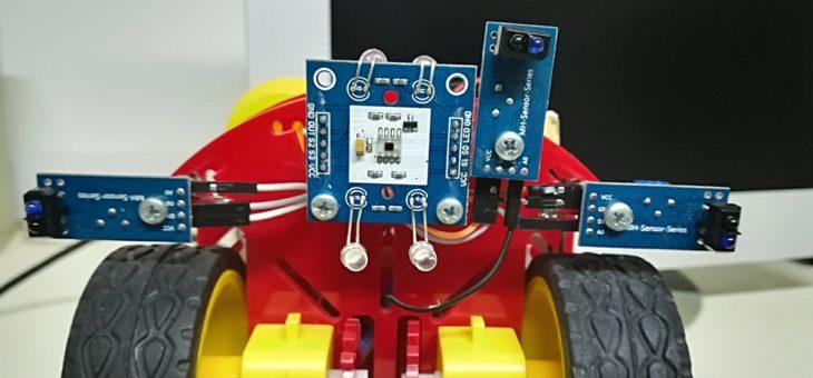 Il montaggio del Duckiebot v1.0 – Assembling the Duckiebot v1.0