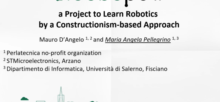 MIS4TEL: Roobopoli: a Project to Learn Robotics by a Constructionism-based Approach